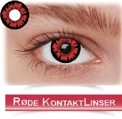 Flotte røde kontaklinser
