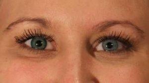 PA3TU grøn kontaktlinse