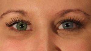 PS3GN grøn kontaktlinse